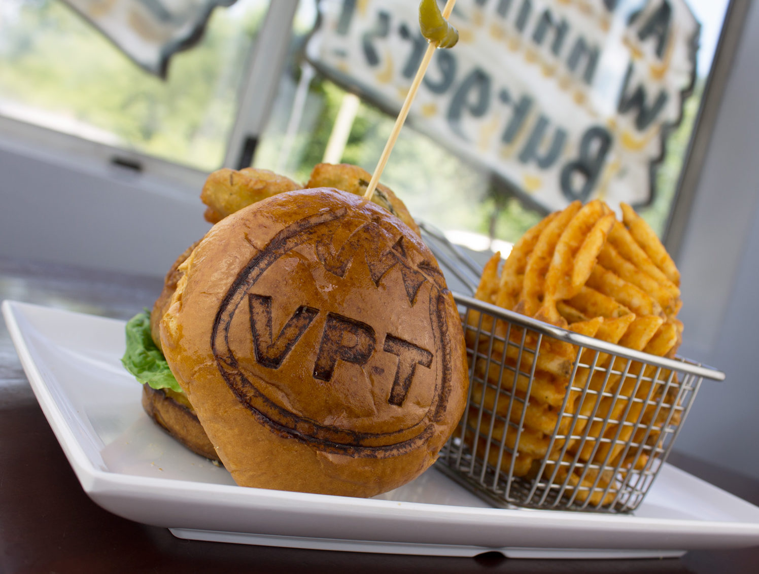 Product Marketing & Professional Photography - Blackhawk Burger by VPT Chicago Restaurant